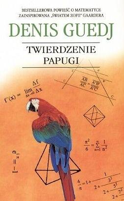 Okładka książki Twierdzenie papugi