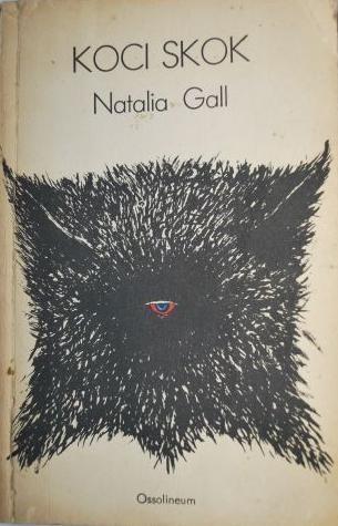 Okładka książki Koci Skok