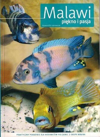 Okładka książki Malawi piękno i pasja