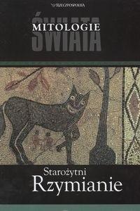 Okładka książki Starożytni Rzymianie