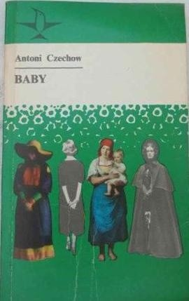 Okładka książki Baby
