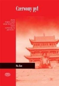 Okładka książki Czerwony pył