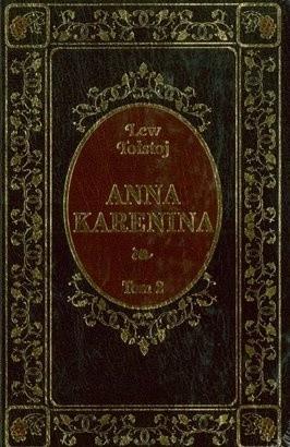 Okładka książki Anna Karenina tom 2