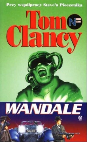 Okładka książki Wandale