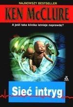 Okładka książki Sieć intryg