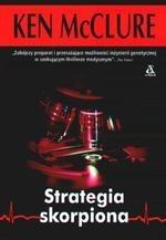 Okładka książki Strategia skorpiona