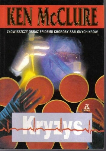 Okładka książki Kryzys