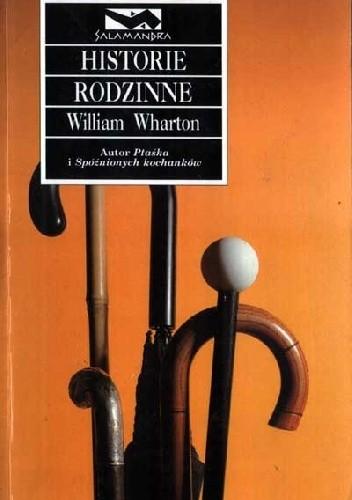 Okładka książki Historie rodzinne