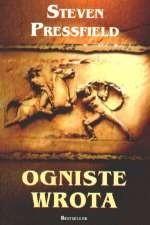 Okładka książki Ogniste wrota