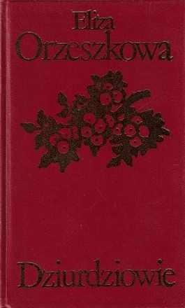 Okładka książki Dziurdziowie