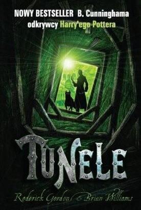 Okładka książki Tunele