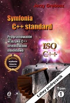 Okładka książki Symfonia C ++ Standard