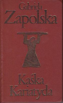 Okładka książki Kaśka Kariatyda