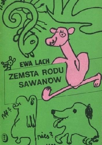 Okładka książki Zemsta rodu Sawanów