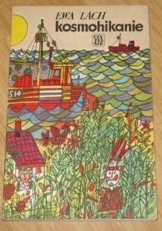 Okładka książki Kosmohikanie