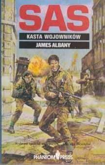 Okładka książki Kasta wojowników