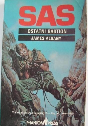 Okładka książki Ostatni bastion