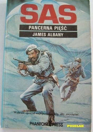 Okładka książki Pancerna pięść