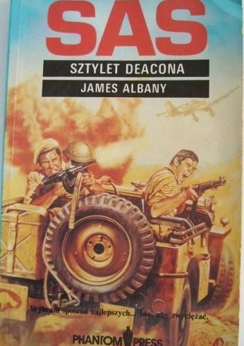 Okładka książki Sztylet Deacona