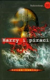 Okładka książki Harry i piraci