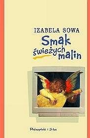 Okładka książki Smak świeżych malin
