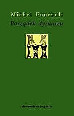 Okładka książki Porządek dyskursu