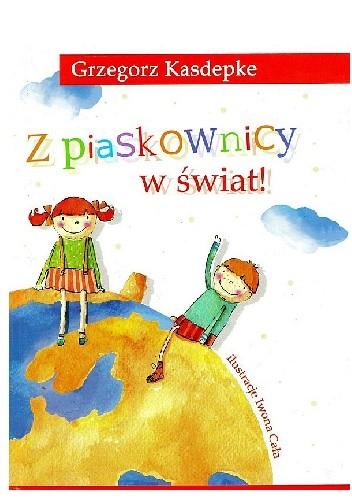 Okładka książki Z piaskownicy w świat!