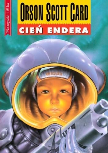 Okładka książki Cień Endera