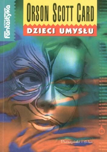 Okładka książki Dzieci umysłu