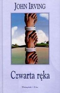 Okładka książki Czwarta ręka