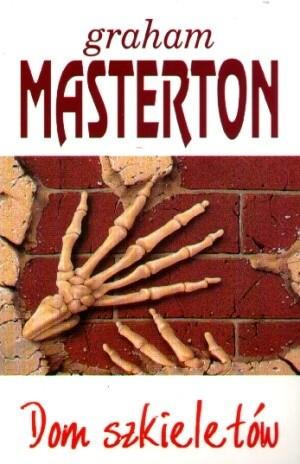 Okładka książki Dom szkieletów