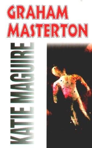 Okładka książki Katie Maguire