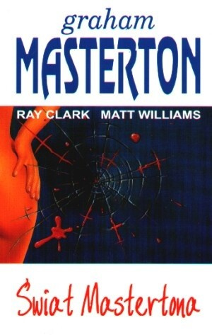 Okładka książki Świat Mastertona