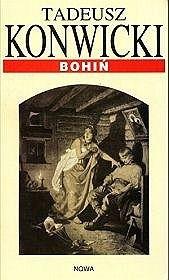 Okładka książki Bohiń
