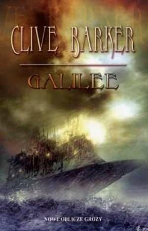 Okładka książki Galilee