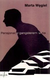 Okładka książki Pensjonat z gangsterem w tle