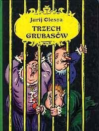 Okładka książki Trzech grubasów