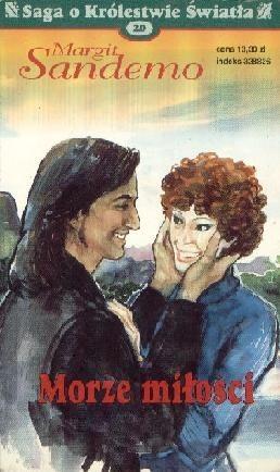 Okładka książki Morze miłości