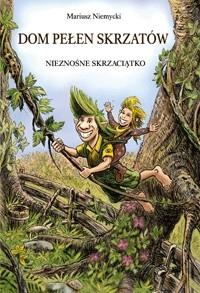 Okładka książki Nieznośne skrzaciątko