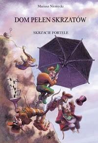 Okładka książki Skrzacie fortele