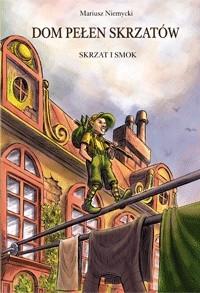 Okładka książki Skrzat i smok