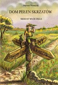 Okładka książki Skrzat włóczęga