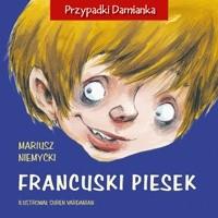 Okładka książki Francuski piesek