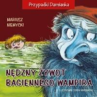 Okładka książki Nędzny żywot bagiennego wampira