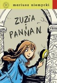 Okładka książki Zuzia i Panna N.