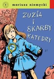 Okładka książki Zuzia i skarby katedry