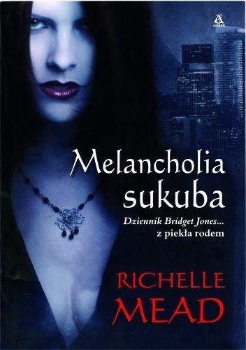 Okładka książki Melancholia sukuba