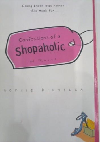 Okładka książki Confessions of a Shopaholic