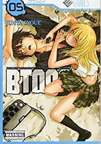Okładka książki Btooom!, Vol. 05