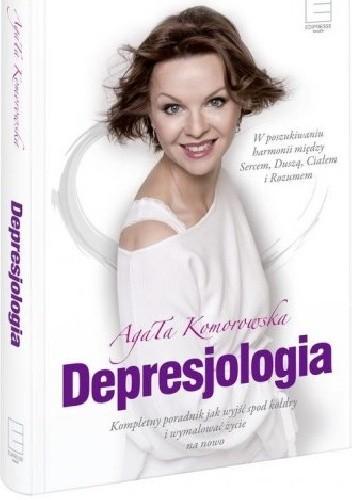 Okładka książki Depresjologia